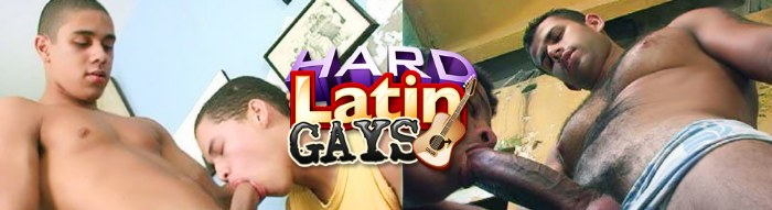 enter Hard Latin Gays members area